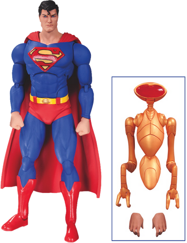 Superman - DC Icons Superman (Man of Steel) Action Figure