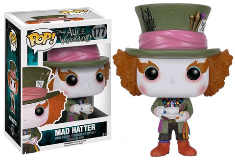 Alice In Wonderland (Live Action) - Mad Hatter Pop! Vinyl Figure
