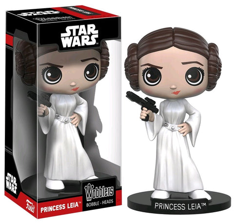 Star Wars - Princess Leia Bobble Head