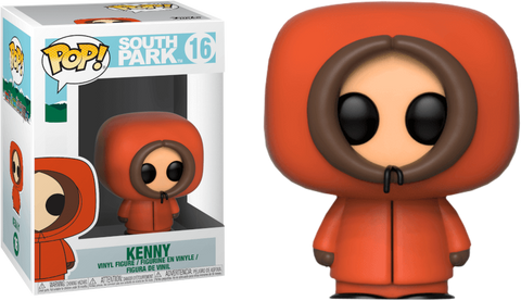 South Park - Kenny Pop! Vinyl Figure - Pre-Order