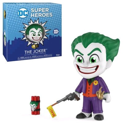 "Batman - The Joker 5 Star 4"" Vinyl Figure - Pre-Order"