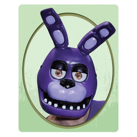 Five Nights at Freddy's - Bonnie PVC Adult Mask - Pre-Order