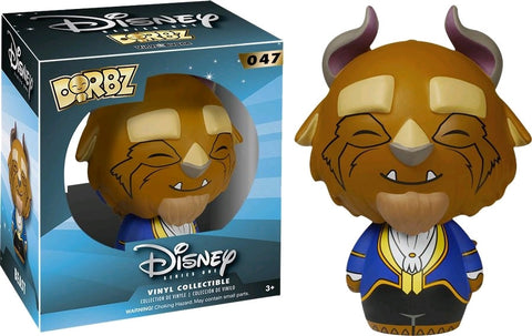 Beauty and the Beast - Beast Dorbz Vinyl Figure