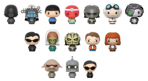 Science Fiction - Hot Topic Exclusive Pint Size Heroes Mystery Mini Blind Bags Case of 24 Figures
