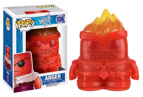 Inside Out - Crystal Anger US Exclusive Pop! Vinyl Figure