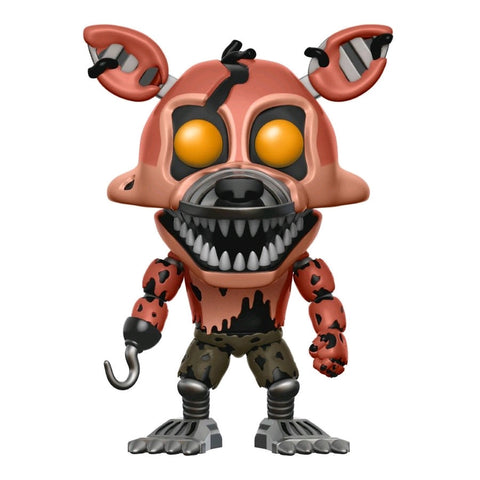 Five Nights at Freddy's - Nightmare Foxy Pop! Vinyl Figure
