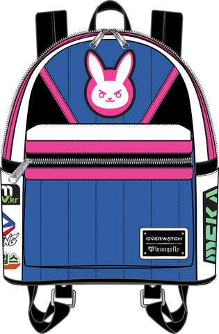 Overwatch - D.Va Mini Backpack - Pre-Order