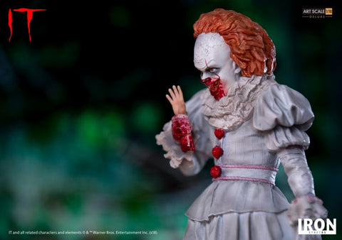 It (2017) - Pennywise Deluxe 1:10 Scale Statue - Pre-Order