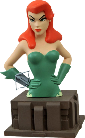 Batman: The Animated Series - Poison Ivy Bust