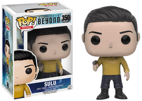 Star Trek: Beyond - Sulu Pop! Vinyl Figure