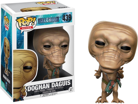 Valerian And The City Of A Thousand Planets - Doghan Daguis Pop! Vinyl Figure