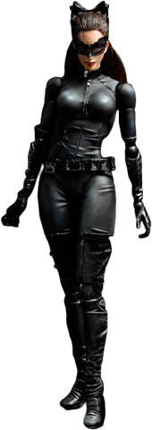 Batman: The Dark Knight Rises - Catwoman Play Arts Action Figure