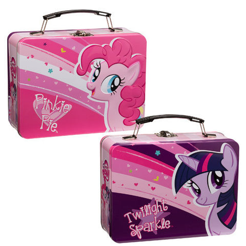 My Little Pony - Large Tin Tote/Lunchbox