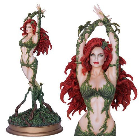 Batman - Poison Ivy DC Comics Collection Resin Statue