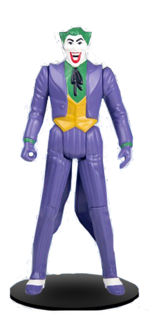 "Batman - DC Super Powers Joker 2"" Micro Figure"