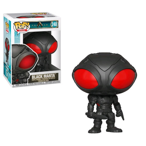 Aquaman Movie - Black Manta (Final Suit) Pop! Vinyl Figure - Pre-Order