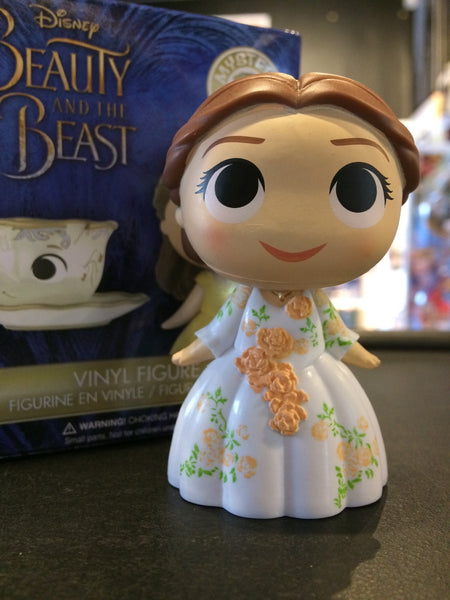Disney's Beauty and The Beast - Loose Mystery Mini Figure: Belle (Celebration) (1:12)