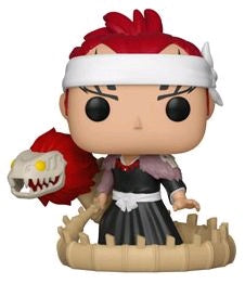 Bleach - Renji with Bankai Sword Pop! Vinyl Figure - Pre-Order