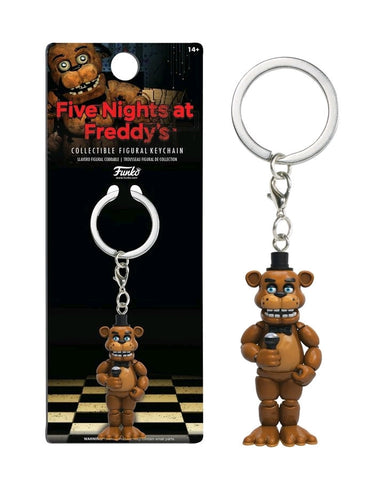 Five Nights at Freddy's - Freddy Figure Keychain