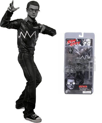 Sin City - Kevin (Black And White) Action Figure