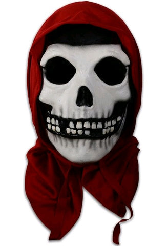 Misfits - The Fiend Mask Red Hood - Pre-Order