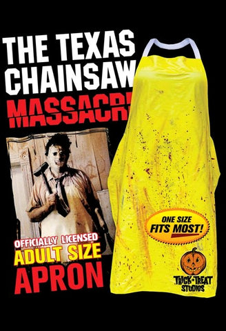 The Texas Chainsaw Massacre - Adult Apron - Pre-Order