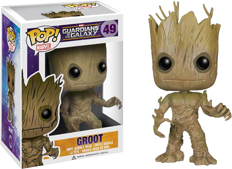 Guardians of the Galaxy - Groot Pop! Vinyl Figure