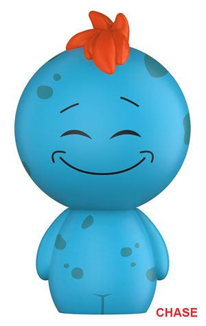 Rick and Morty - Mr Meeseeks Dorbz Vinyl Figure: Case of 6 with A Chase - Pre-Order