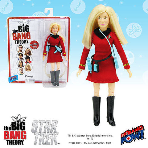 The Big Bang Theory - Star Trek: The Original Series 8-Inch Action Figure Penny