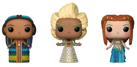A Wrinkle in Time - Mrs Who, Mrs Which & Mrs Whatsit Pop! Vinyl Figure 3 Pack