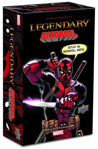Marvel Legendary - Deck-Building Game Deadpool Expansion
