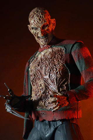 A Nightmare on Elm Street 3 - Freddy 1:4 Scale Action Figure