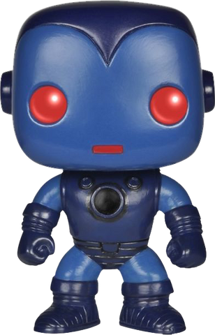 Iron Man - Blue Stealth Iron Man Pop! Vinyl Figure