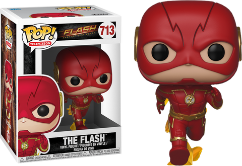 The Flash: TV Series - The Flash Running Pop! Vinyl Figure - Pre-Order