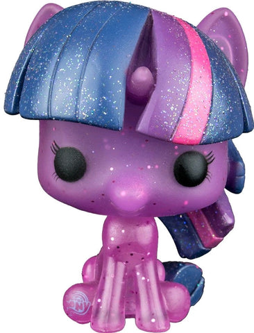 My Little Pony - Twilight Sparkle Glitter US Exclusive Pop! Vinyl Figure