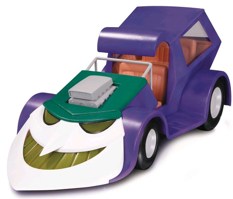 Batman: The Animated Series - Jokermobile Action Vehicle - Pre-Order