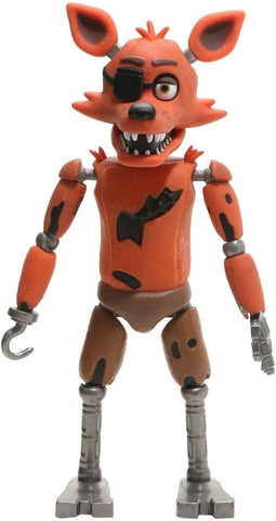Five Nights at Freddy's - Foxy Glow in the Dark Articulated Action Figure