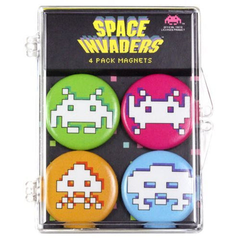 Space Invaders - Magnet Set
