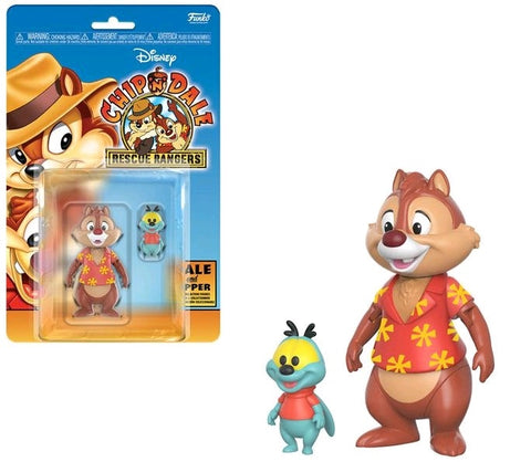 Chip 'n' Dale: Rescue Rangers - Dale & Zipper Action Figure