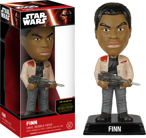 Star Wars - The Force Awakens: Finn Bobble Head