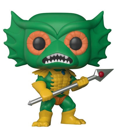 Masters Of The Universe - Merman Pop! Vinyl Figure (With Chance Of A Chase Variant) - Pre-Order
