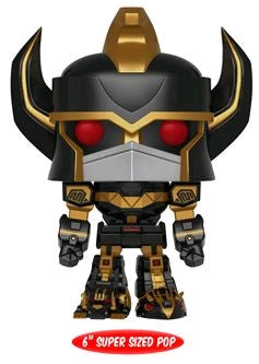 "Power Rangers - Megazord Black and Gold 6"" Pop! Vinyl Figure - Pre-Order"