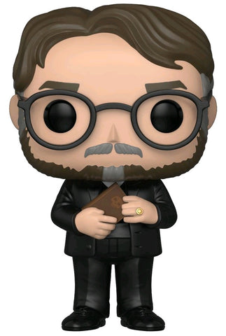 Directors - Guillermo del Toro (The Shape of Water) Pop! Vinyl Figure - Pre-Order