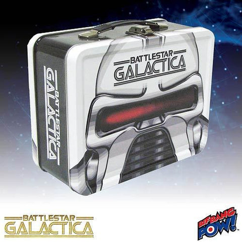 Battlestar Galactica - Cylon Tin Tote/Lunchbox