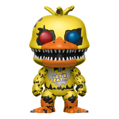 Five Nights at Freddy's - Nightmare Chica Pop! Vinyl Figure - Pre-Order