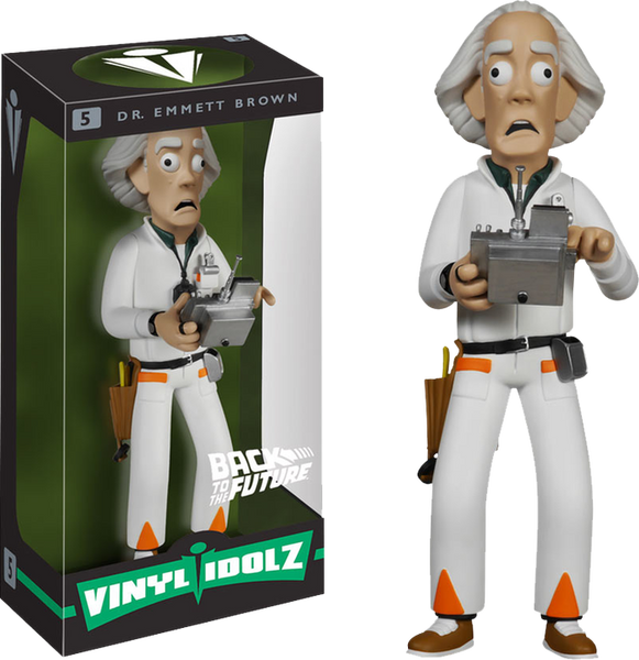 Back to the Future - Doc Emmet Brown Vinyl Idolz