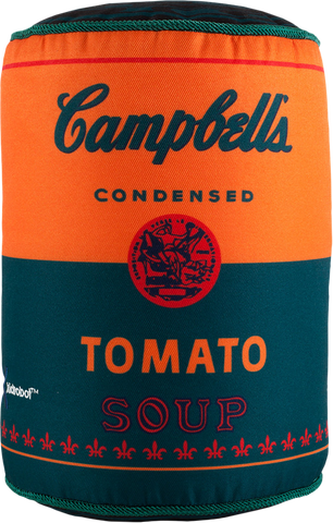 "Andy Warhol - Soup Can Medium 10"" Plush"