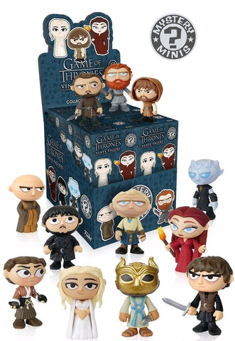 Game of Thrones - Mystery Mini Blind Box Series 3 Case of 12 Figures