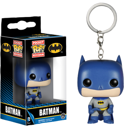 Batman - Batman Pocket Pop! Keychain