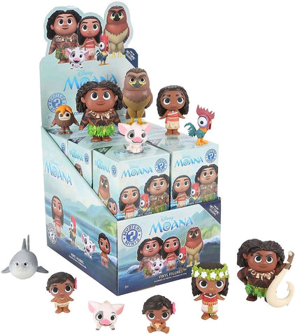 Moana - US Exclusive Mystery Minis Blind Boxes